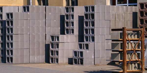 Beton Betonstein Schalungsstein Stahlbeton Hohldielen